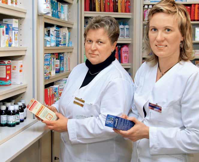 Farmaceutki Apteki Pod Wieżą